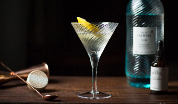 Featured Image for The Isle of Harris Gin Glasses Simply Ooze Sophistication
