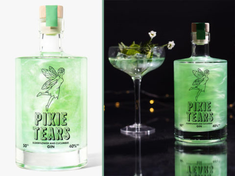 Featured Image for Pixie Tears Gin is the latest quirky gift from Firebox