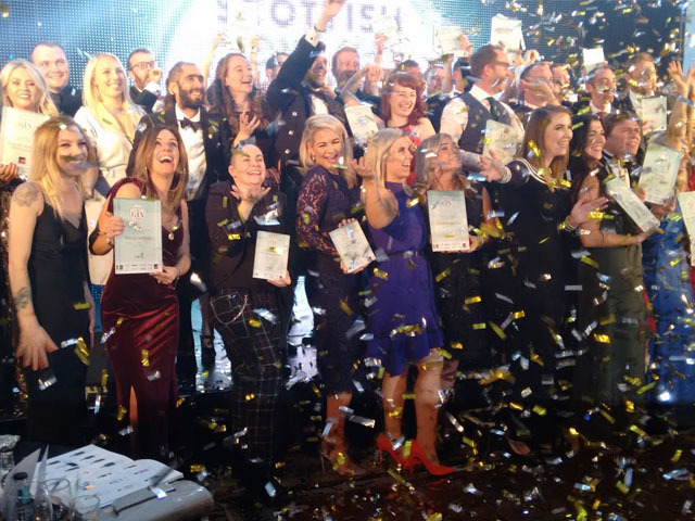 Featured Image for Here are all of the winners from the Scottish Gin Awards 2018