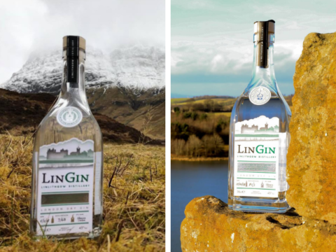 Featured Image for REVIEW: LinGin from the Linlithgow Distillery