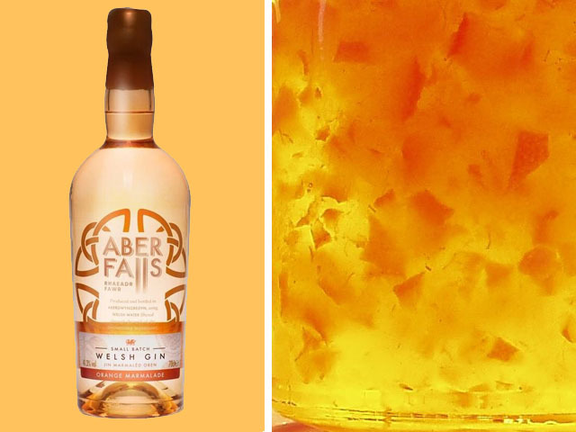 Featured Image for REVIEW: Aber Falls Orange Marmalade Gin
