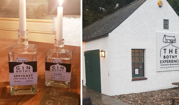 Featured Image for The Bothy Experience Is the Perfect Match for a Gin Tasting Weekend