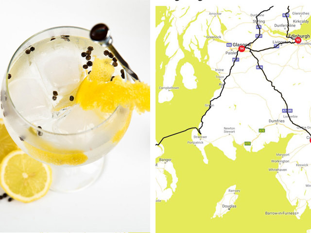 Featured Image for The ultimate gin crawl would apparently take you 4 days to complete