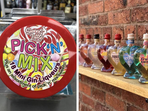 Featured Image for You can now buy a pick 'n' mix based on sweet gin liqueurs