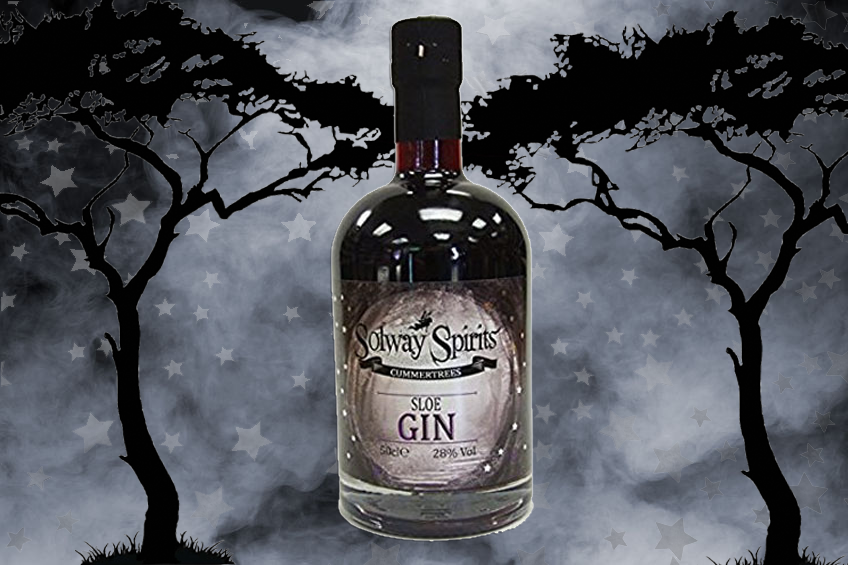 Featured Image for Review: Solway Spirits Sloe Gin