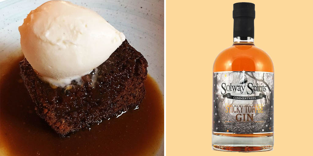 Featured Image for Solway Sticky Toffee Gin Is Here for Your Sweet Tooth