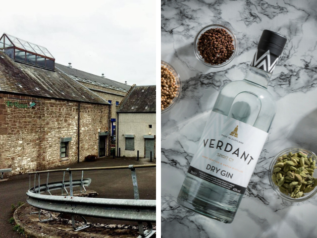 Featured Image for Verdant Spirits are crowdfunding to open a gin school in Dundee