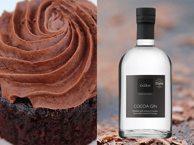 Featured Image for Hotel Chocolat sells Cocoa Gin and we need it in our lives
