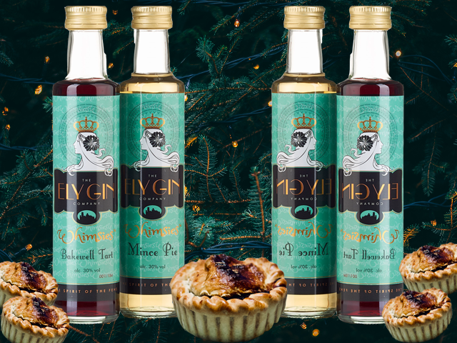 Featured Image for The Ely Gin Company launches limited edition mince pie flavoured gin
