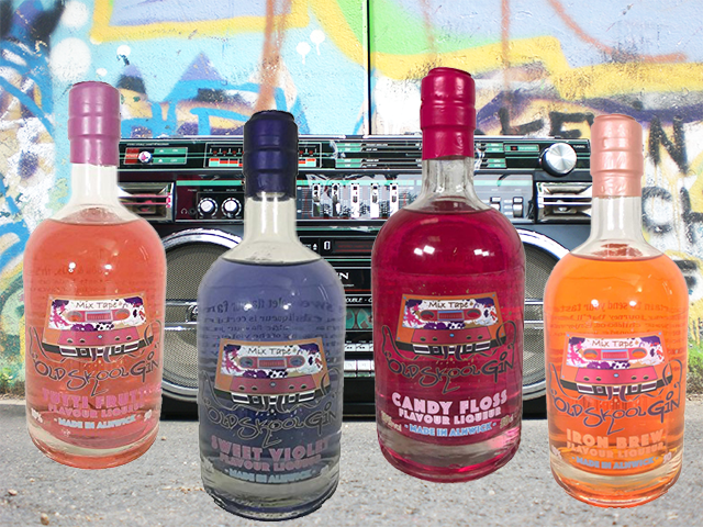 Featured Image for Old Skool Gin liqueurs are going to help you escape adulthood