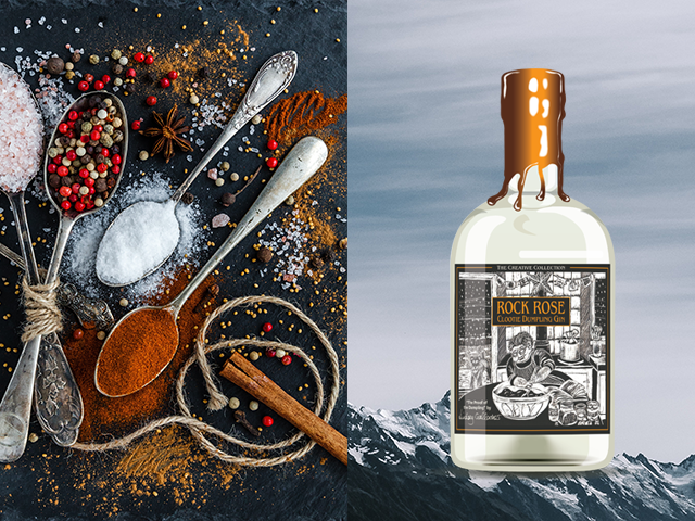 Featured Image for Rock rose launches limited edition flavoured gin and it looks delicious