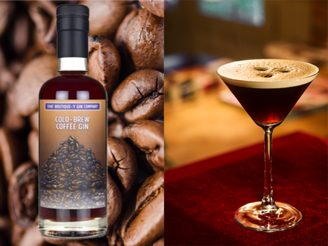 Featured Image for Cold-Brew Coffee Gin got us dreaming of espresso martinis