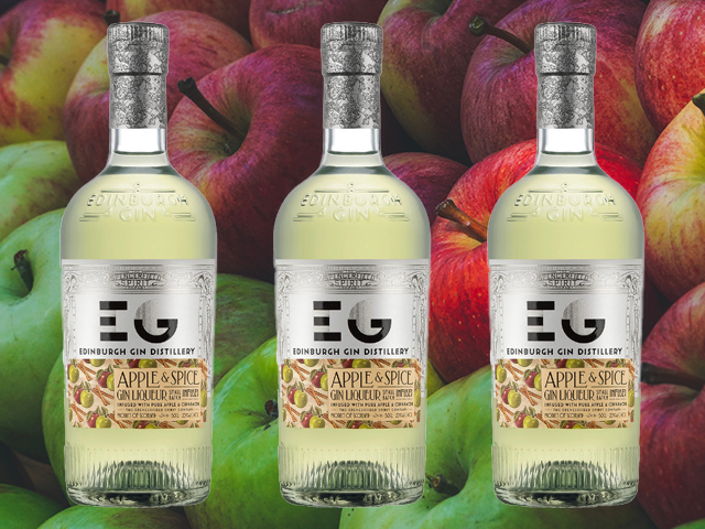 Featured Image for Edinburgh Gin launches Apple & Spice luxury liqueur