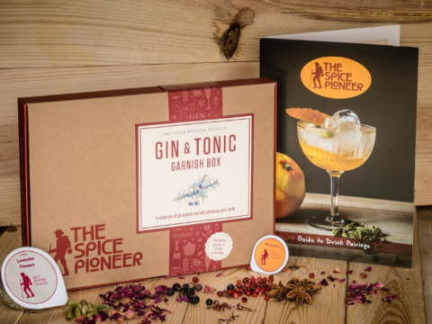 Featured Image for REVIEW: Gin & Tonic Garnish Box by The Spice Pioneer