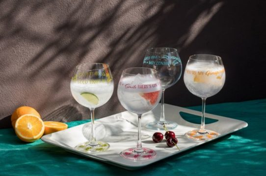 Featured Image for REVIEW: Dartington Gin O'Clock Copa Glasses
