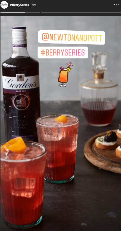 Gordons Sloe Gin >> Asda has on offer Gordon's Sloe gin for the price of just £13