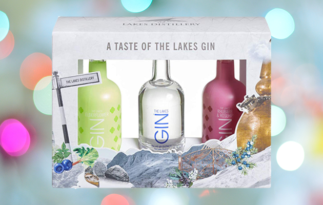 Featured Image for Lakes miniature gin gift set on Amazon for £12.99