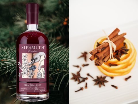 Featured Image for Sipsmith Sloe Gin for your sloe gin cocktails this Christmas