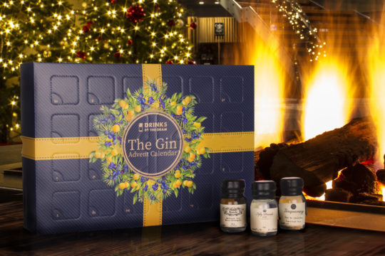 Featured Image for Master of Malt offers £25 off this Drinks by the Dram Gin Advent Calendar