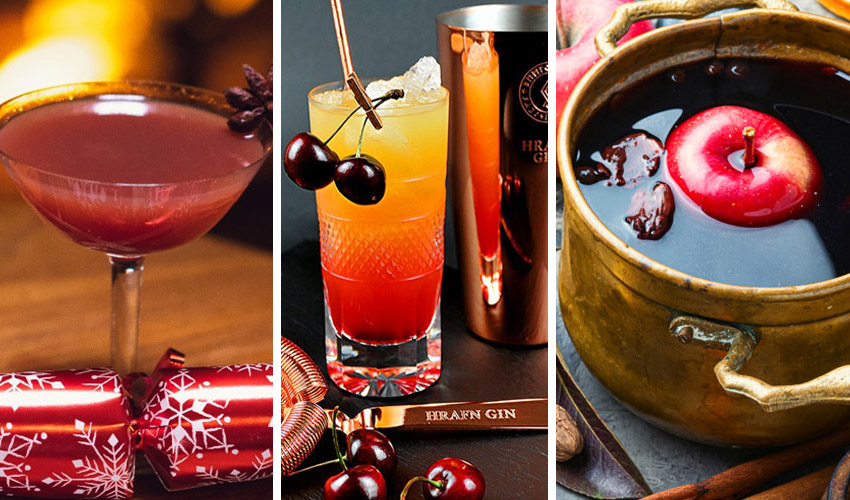 Featured Image for 10 Fabulously Festive Christmas Gin Cocktails You Should Try