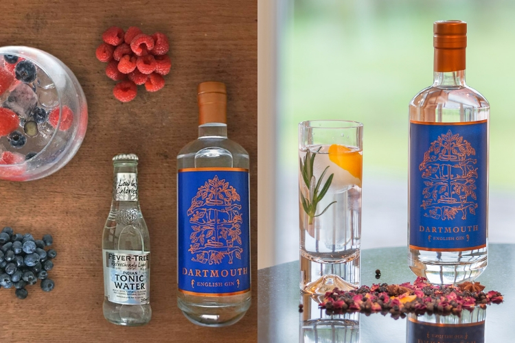 Featured Image for REVIEW: Dartmouth Gin
