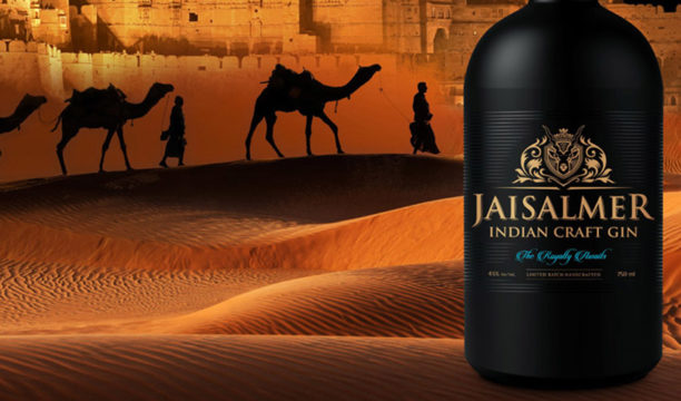 Featured Image for Review: Jaisalmer Indian Craft Gin