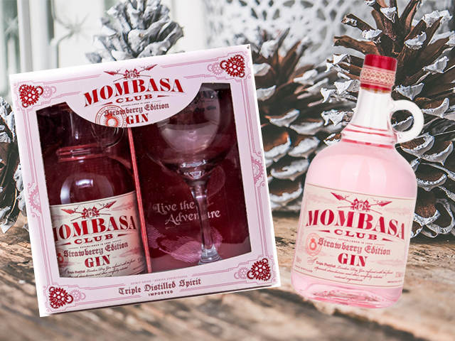 Featured Image for This Mombasa Strawberry gin gift set is all we've been asking for this Christmas