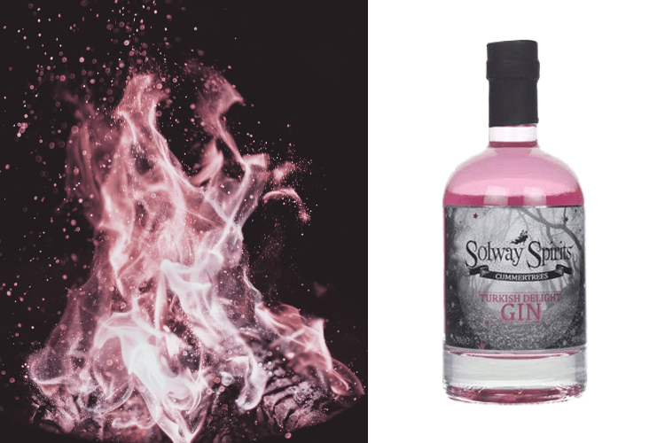 Featured Image for Solway Spirits launch new Turkish Delight Flavoured Gin and it looks enchanting