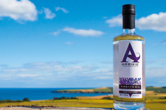 Featured Image for REVIEW: Kirsty's Gin