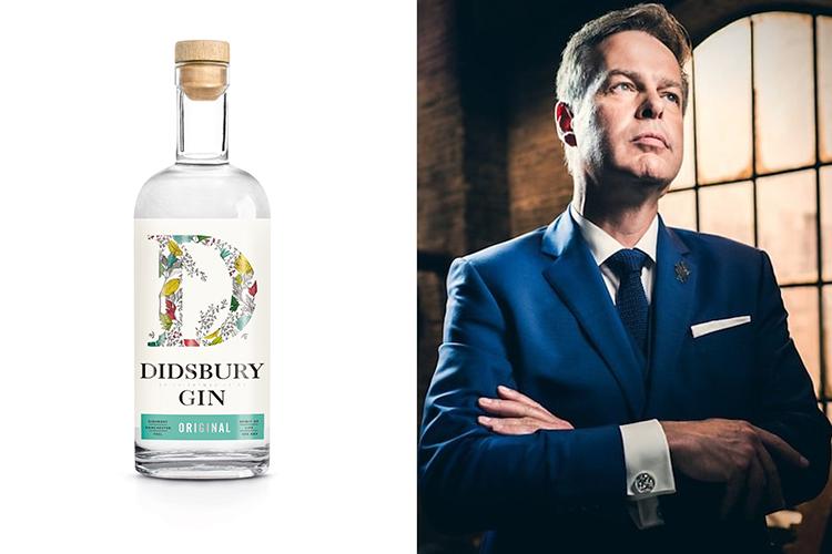Featured Image for Didsbury Gin About To Pitch On Dragons Den This Sunday