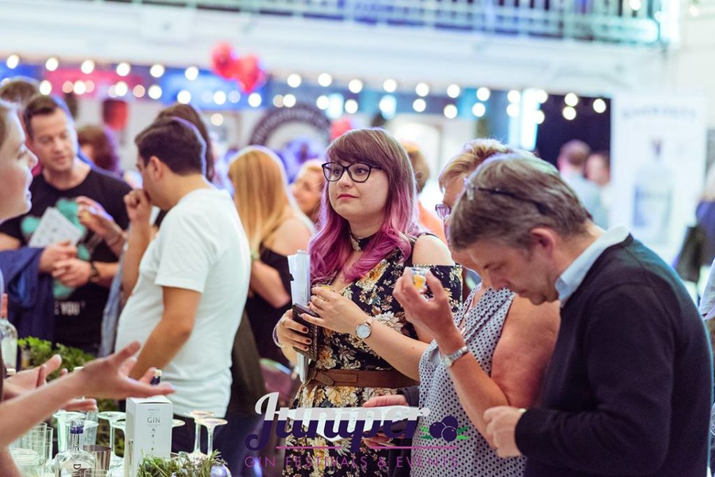 gin festivals uk 2020