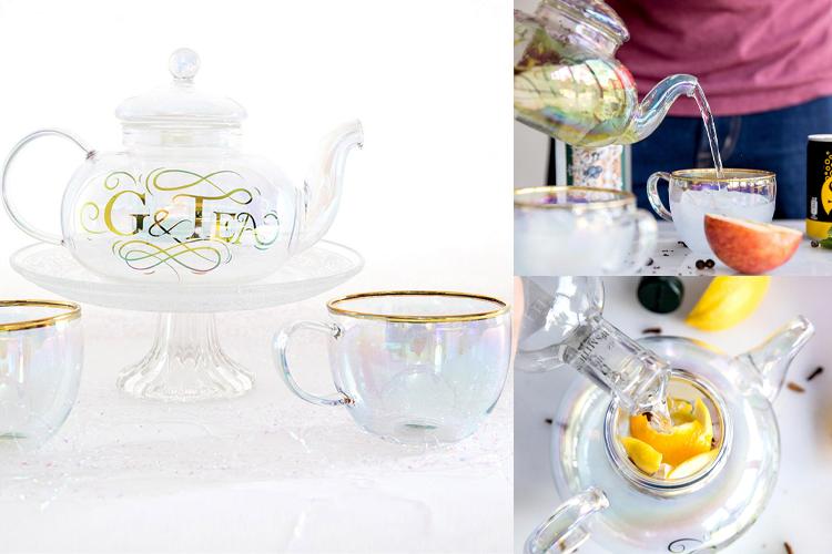 Gin & Tea set