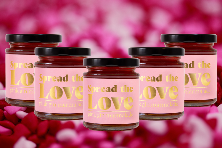 Featured Image for There's a Gin Infused Pink Marmalade and We Can't Wait for Valentine's Day