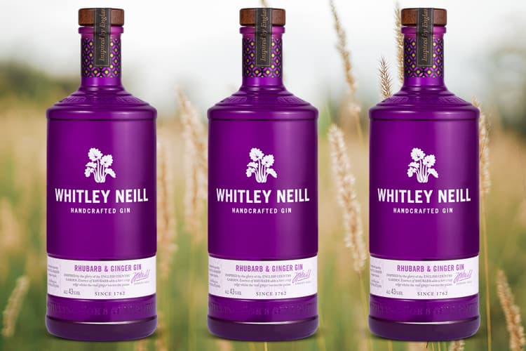 Featured Image for Whitley Neill Rhubarb and Ginger Gin Is £20 on Amazon