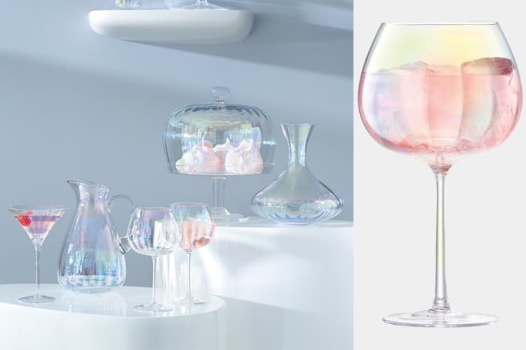 Featured Image for These LSA Balloon Gin Glasses Are Simply Stunning