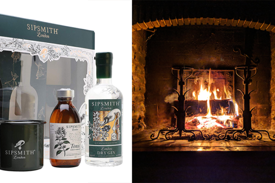 Featured Image for Sipsmith Gin and Tonic Set Is What We Need This Ginuary
