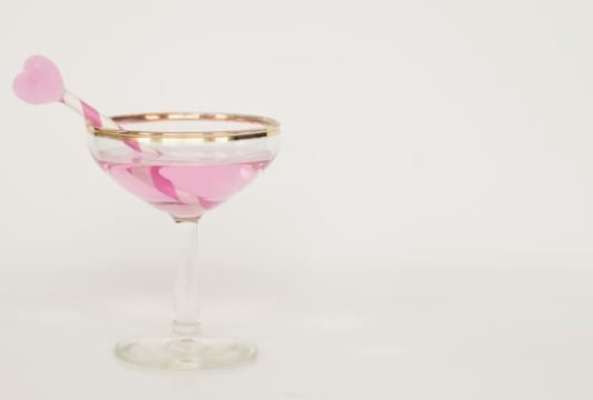 Featured Image for Valentine's Day Cocktails with Edinburgh Gin's Rhubarb and Ginger Gin Liqueur