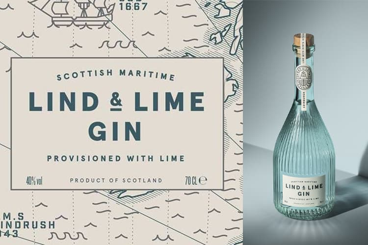 Featured Image for REVIEW: Lind and Lime Gin