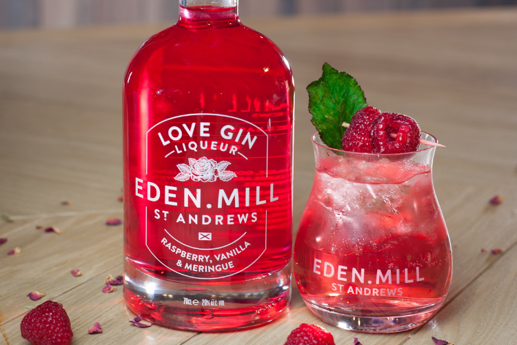 Featured Image for REVIEW: Eden Mill Love Gin Liqueur