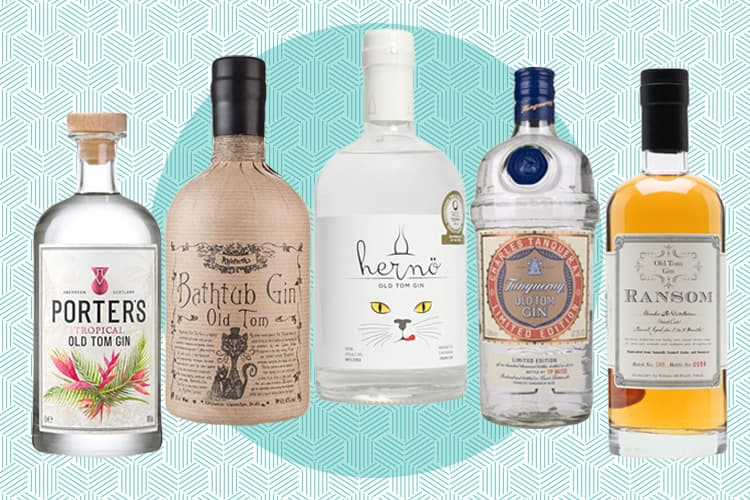 Featured Image for 13 Old Tom Gins You Ought To Try