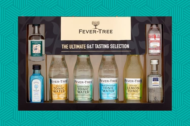 Featured Image for Ultimate Fever-Tree Gin Taster Set Available At Morrisons