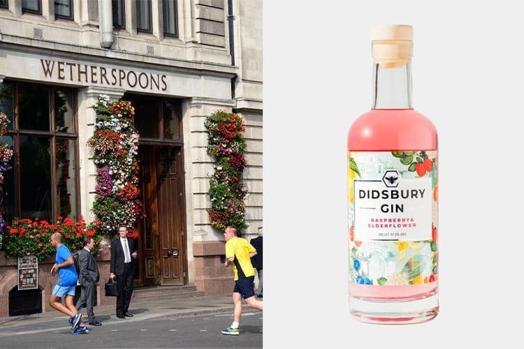 Featured Image for Wetherspoons Gin Festival Is Back For 18 Days