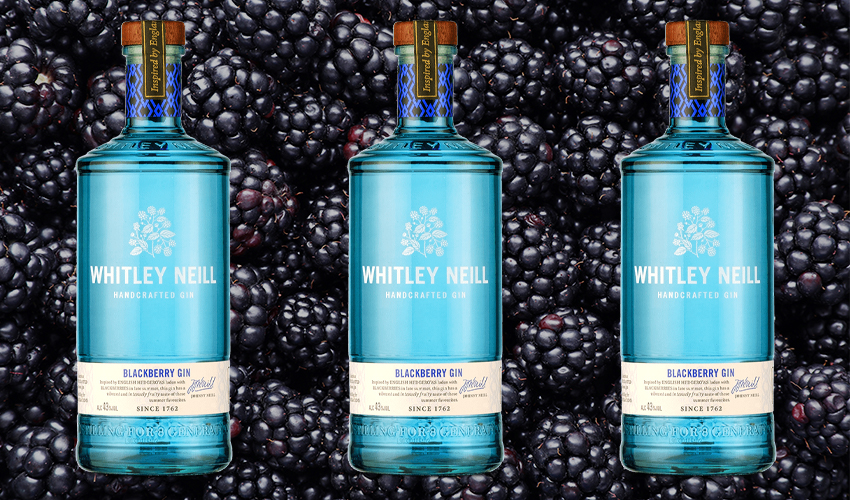Featured Image for Whitley Neill's Newest Blackberry Gin Is Here and It Looks Sensational