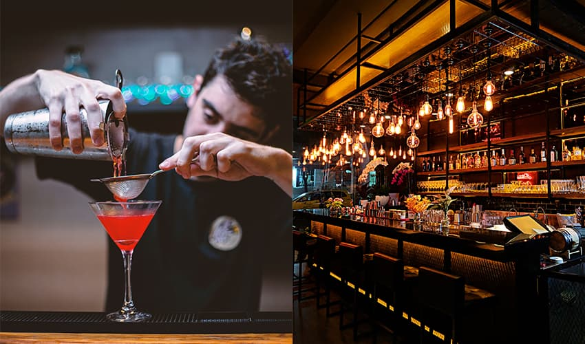 Featured Image for The Best Gin Bars to Visit in London Right Now