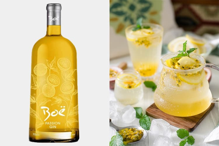 Featured Image for New Boë Passion Gin Is The Latest Addition to The Boë Family