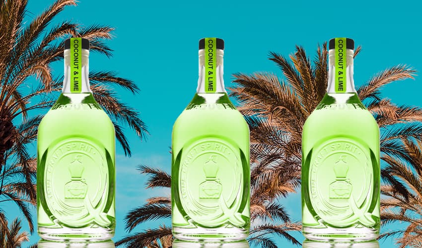 Featured Image for McQueen Launches World-First Coconut and Lime Flavoured Gin