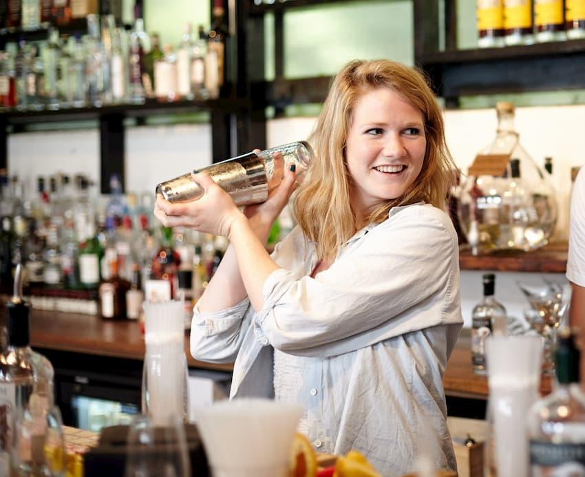 gin tour london