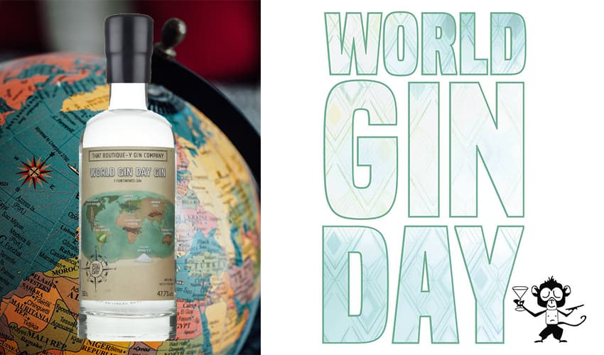 Featured Image for This Is Everything to Expect from World Gin Day 2019