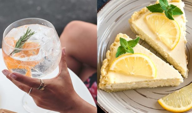 gin and tonic cheesecake recipe