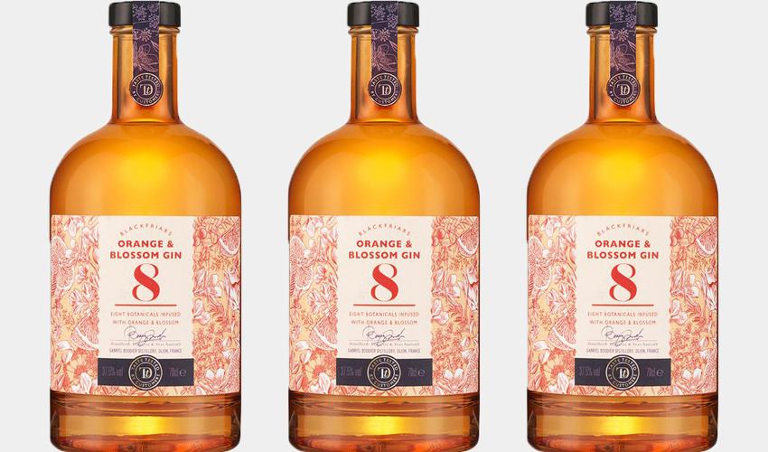 sainsburys orange blossom gin